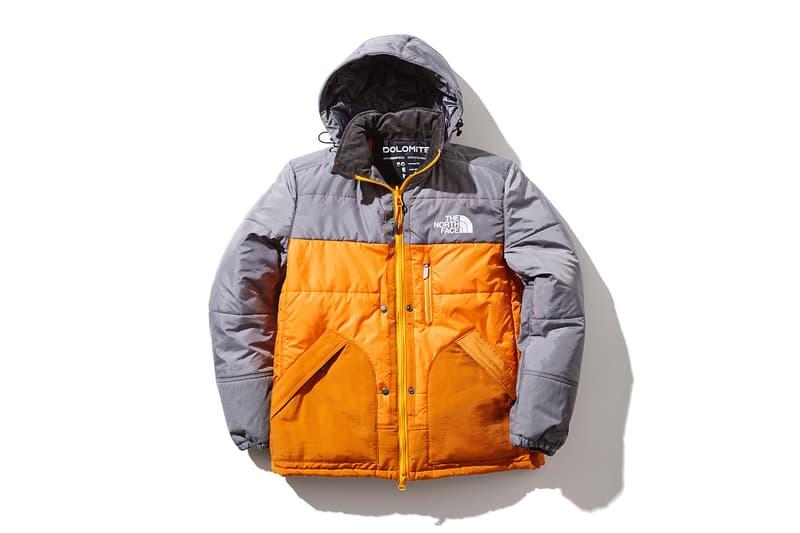 Junya Watanabe MAN x The North Face 最新 2018 秋冬聯乘 Dolomite 新作上架