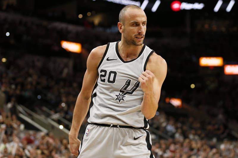 時代の終結-Spurs 傳奇球星 Manu Ginobili 正式宣告退休