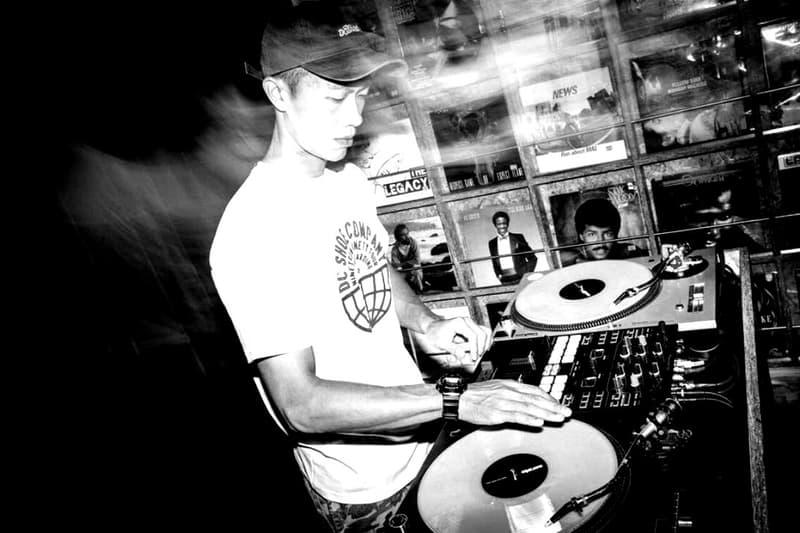 HYPEBEAST 邀請 DJ Mr.Gin 分享個人私藏歌單