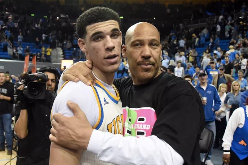 LaVar Ball:Lakers 並非 LeBron James 的球隊,而是我兒子 Lonzo 的!