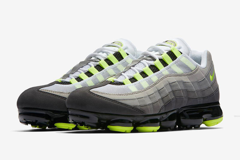 混血經典-Nike Vapormax 95 官方照片與發售訊息同步公開