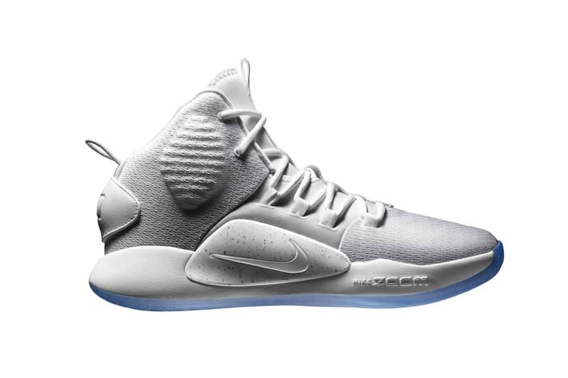 十年躍進-Nike Basketball 發佈籃球鞋先驅 Hypedunk X