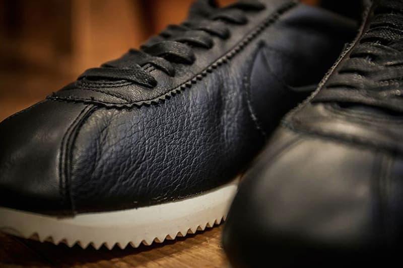 日本限定-Nike x BILLY'S 打造極簡 Cortez 鞋款
