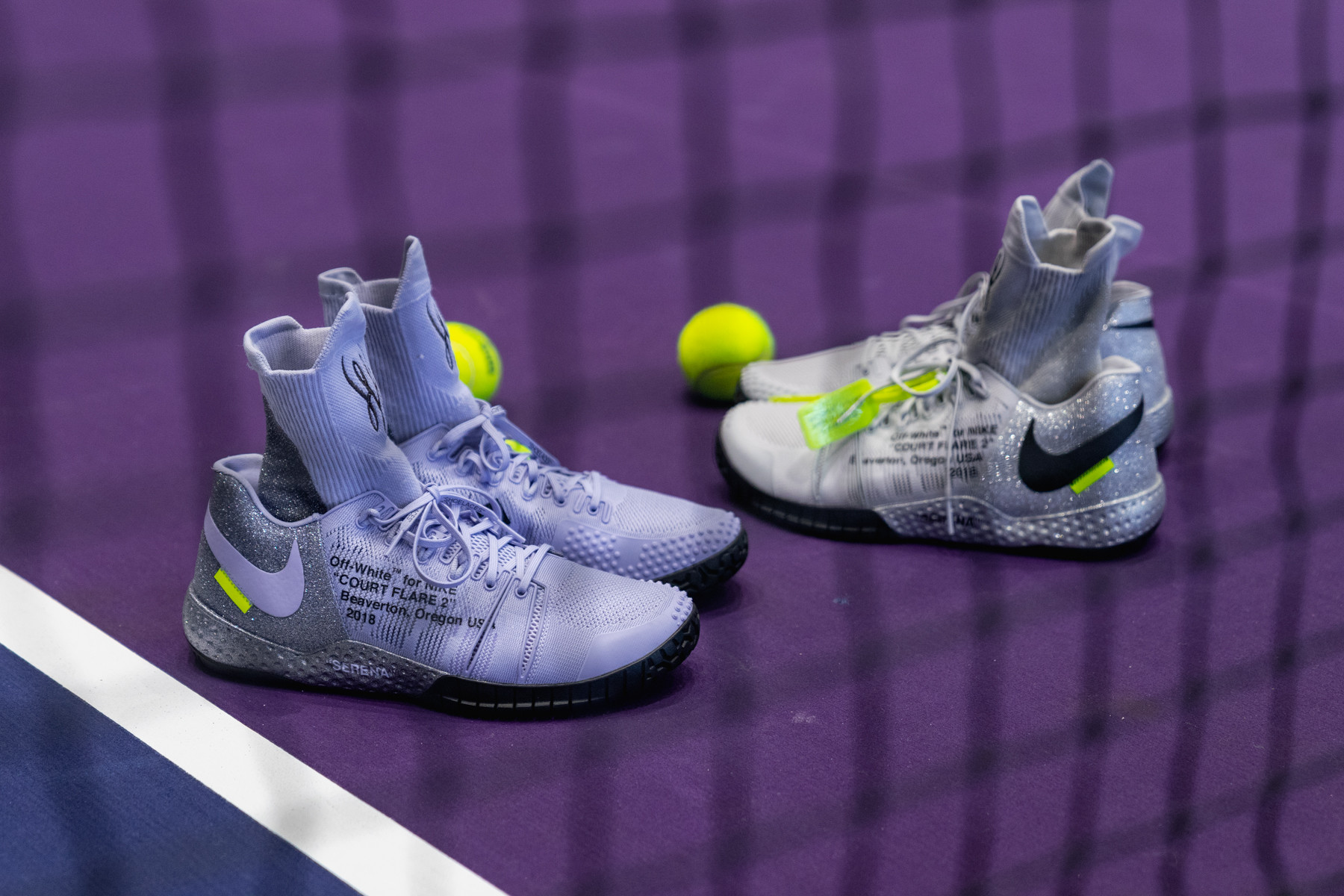 Serena Williams x Off-White™ x Nike