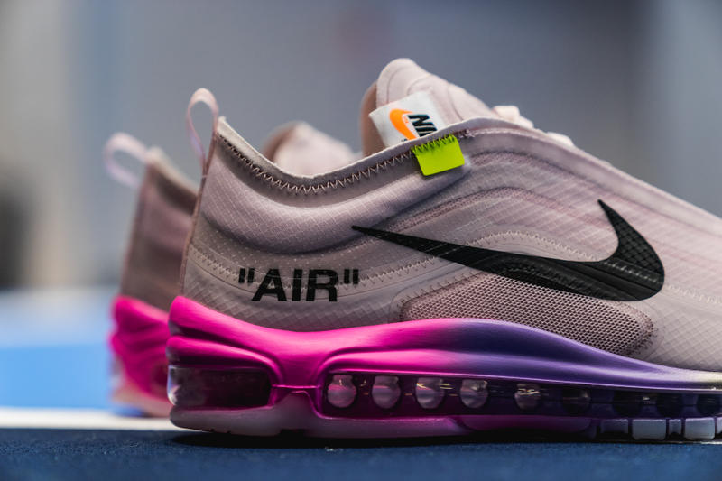 近賞 Serena Williams x Off-White™ x Nike 三方聯乘鞋履系列
