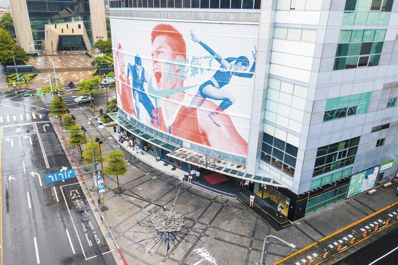 台灣最強運動員大集結!Nike Taiwan 發佈「不客氣了」最新宣傳形象