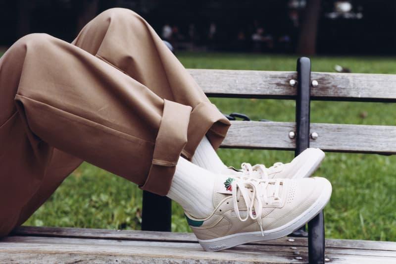 Packer Shoes x Reebok 全新聯乘 Club C「Marcial」配色即將上架