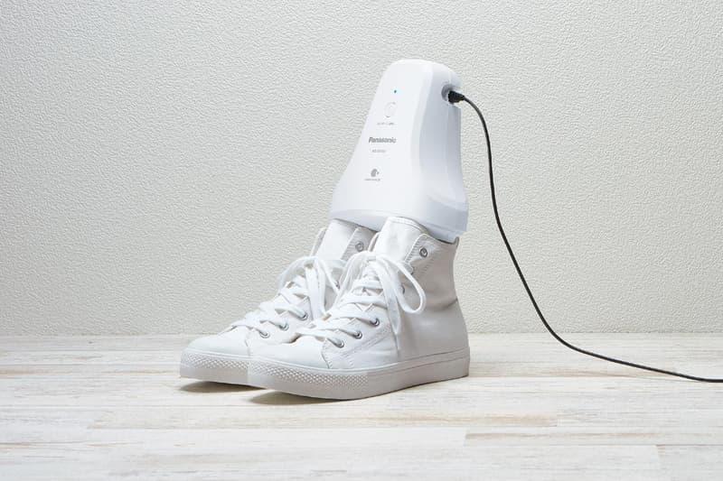 Panasonic 推出全新「Nanoe X」鞋類除臭機
