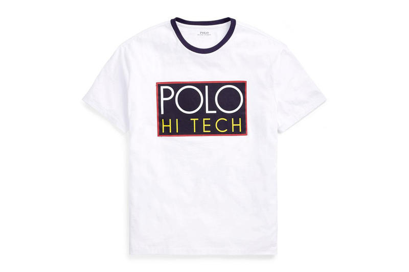Polo Ralph Lauren 最新「Hi Tech」系列上架