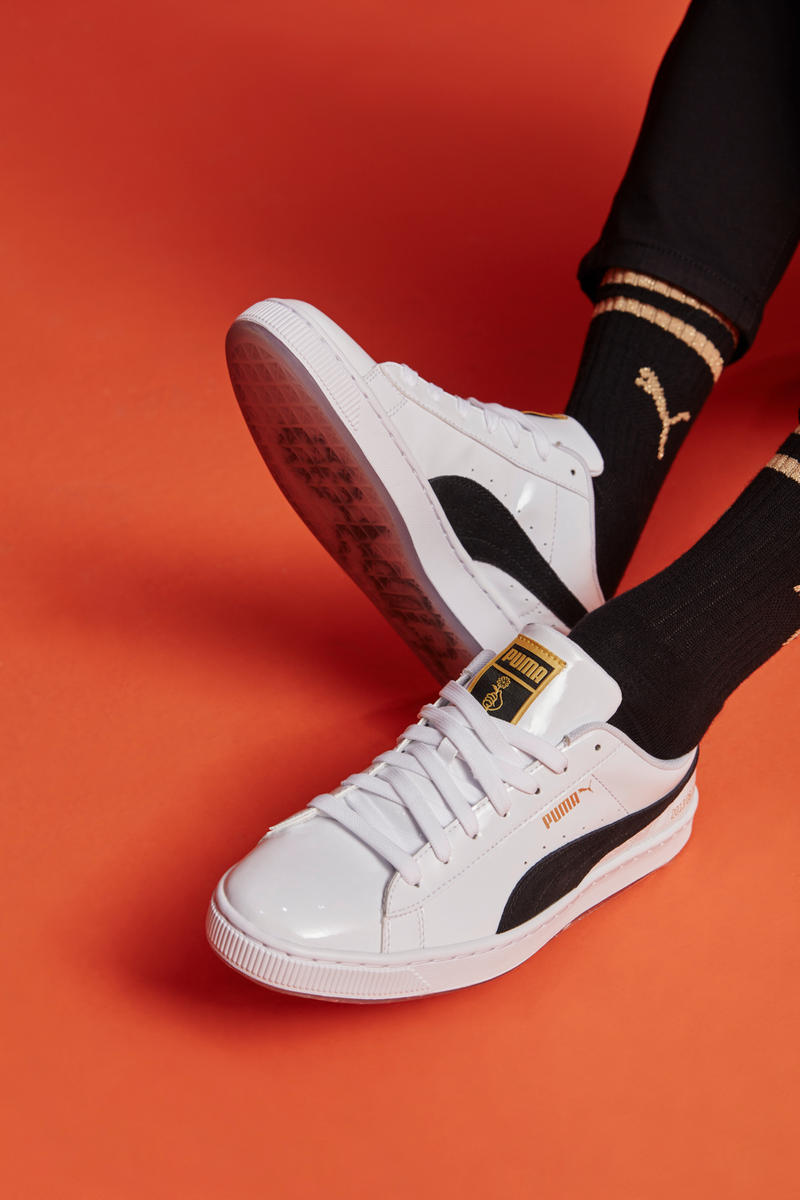 天團加持!PUMA 與防彈少年團 BTS 聯乘 Basket 鞋款