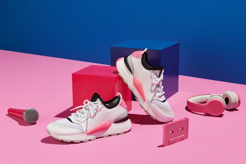 PUMA 推出全新 RS-0 Sound 鞋款系列