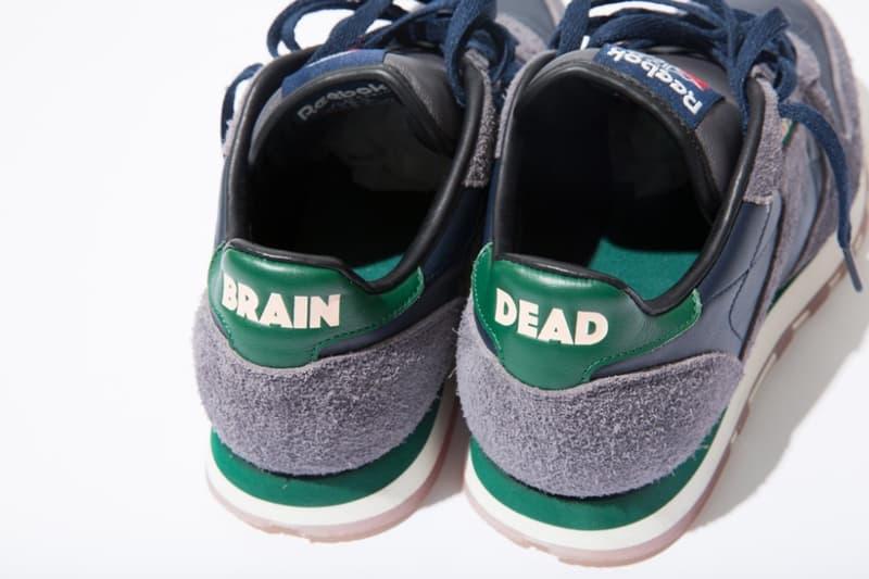 Reebok x Brain Dead x BEAMS 三方聯乘系列登場