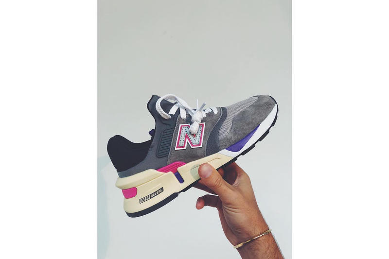 Ronnie Fieg 曝光 KITH x UNITED ARROWS x New Balance 聯乘 997S 鞋款