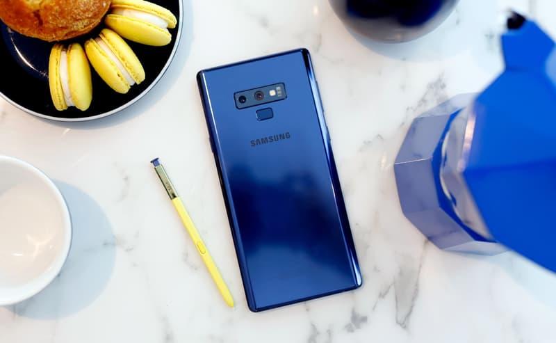 亮點不足?Samsung 正式發佈新一代旗艦手機 Galaxy Note 9