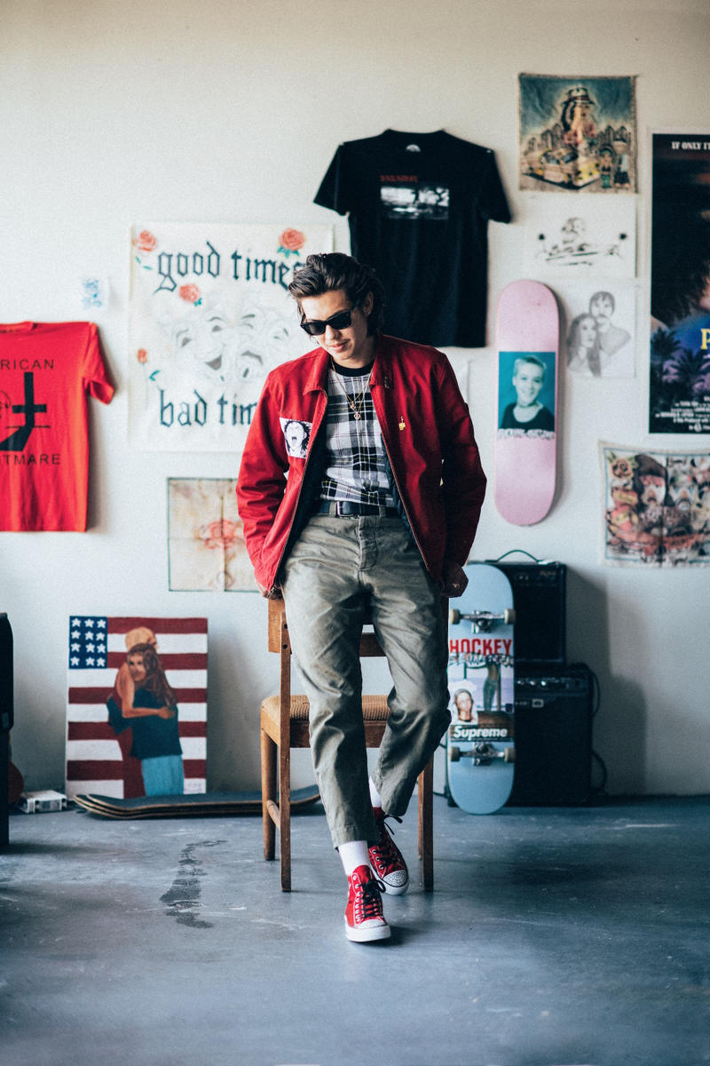 Sean Pablo x Converse CONS 聯乘 Chuck Taylor All Star Pro 系列登場