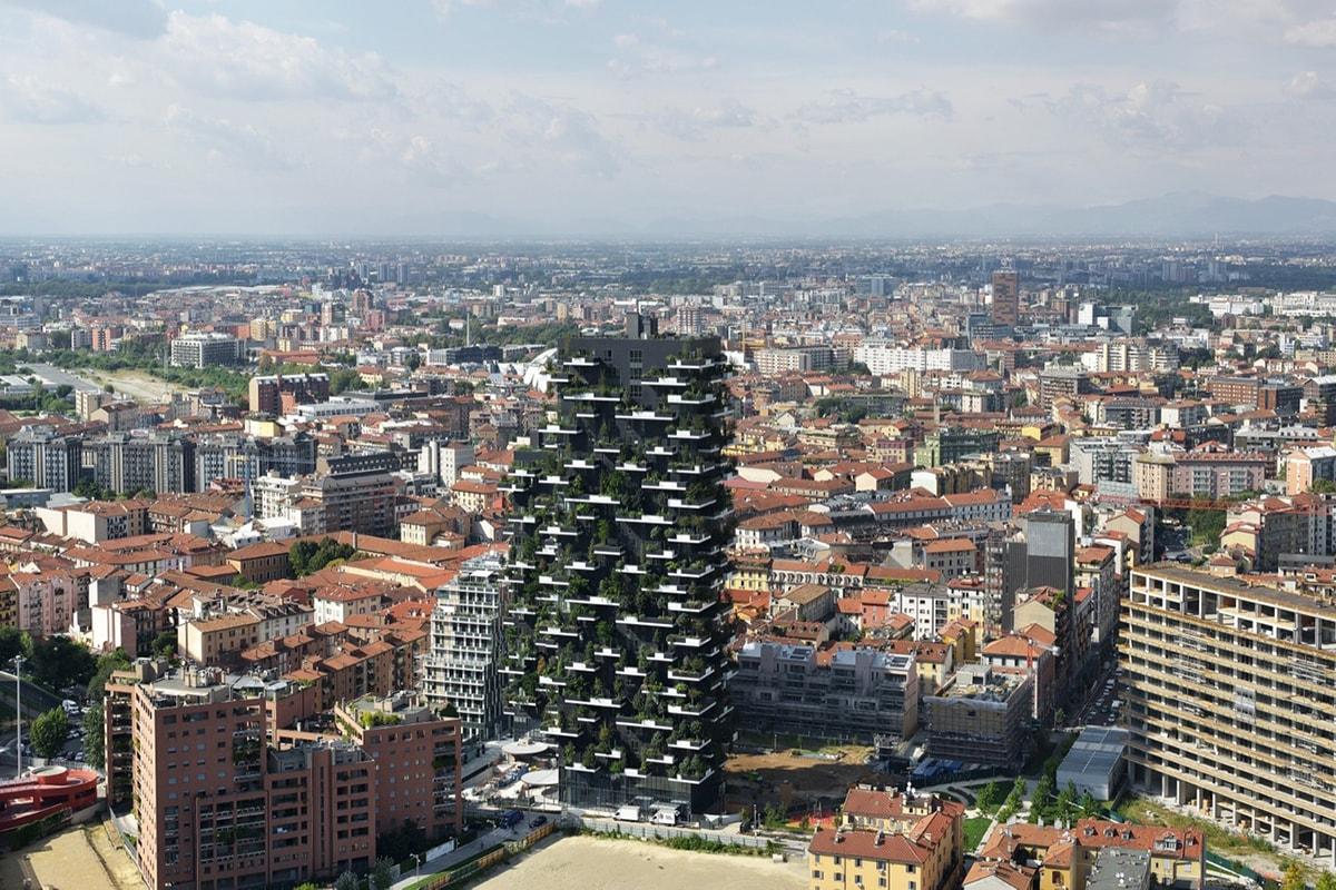 建築大師設計解構!Stefano Boeri 名作:垂直森林 Bosco Verticale