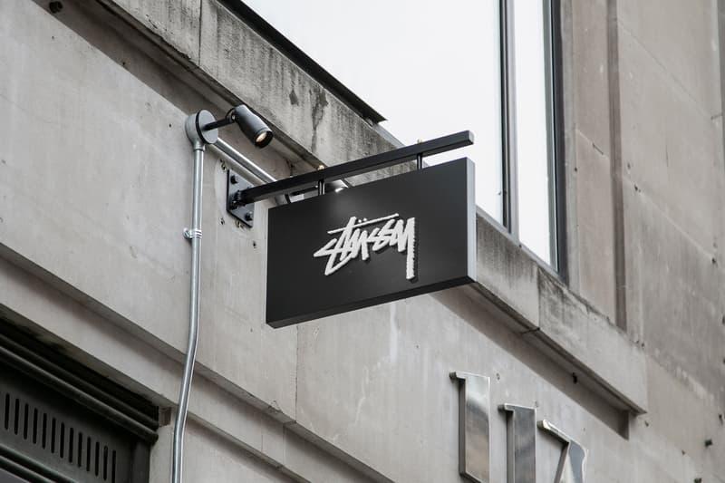 駐點倫敦!HYPEBEAST 率先走進 Stüssy London 全新旗艦店