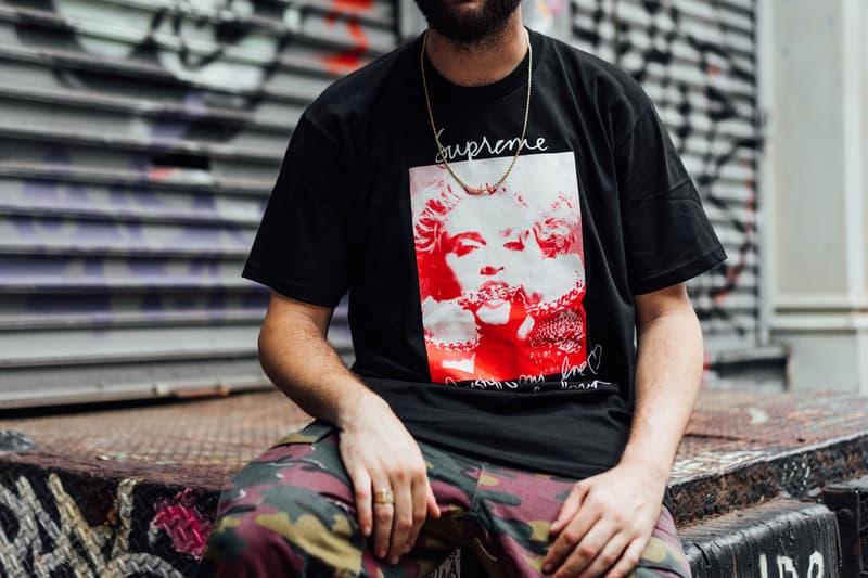 直擊 Supreme 2018 秋冬系列 Drop 1 紐約發售現場