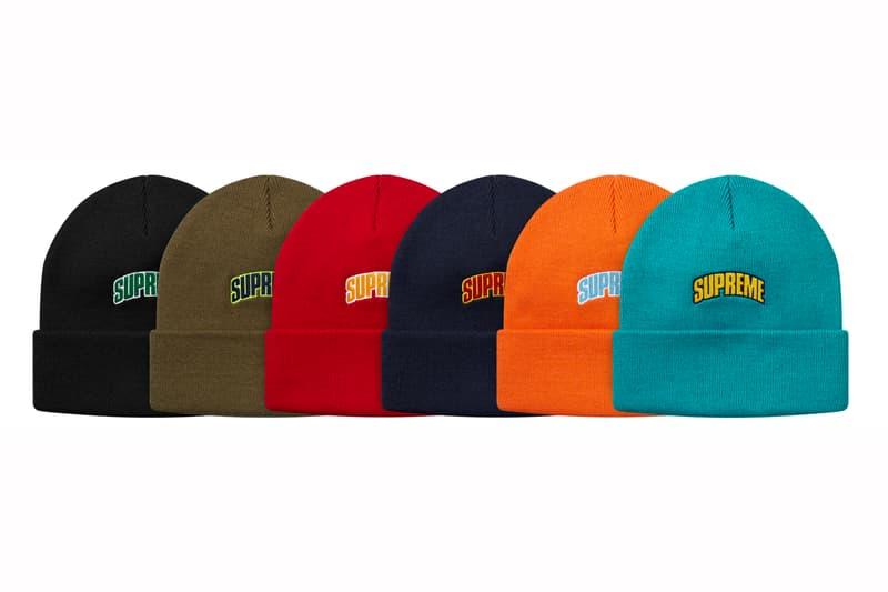 Supreme 2018 秋冬帽款系列