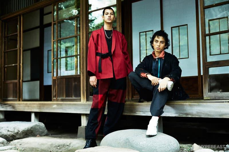 HYPEBEAST 打造「The Neo-Classic of Japan」造型特輯