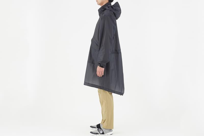 極輕重塑-The North Face 推出輕量化 Mods Coat 雨衣