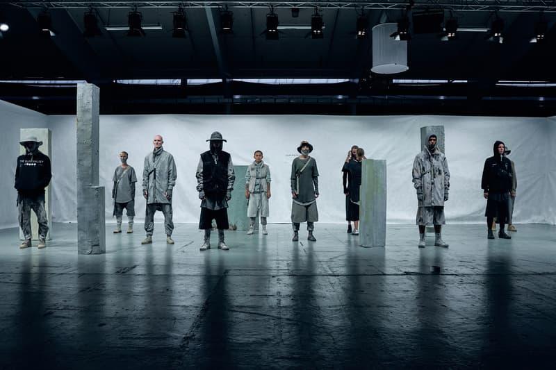 新銳設計師品牌 Tobias Birk Nielsen 發佈最新系列「The Survivalist」