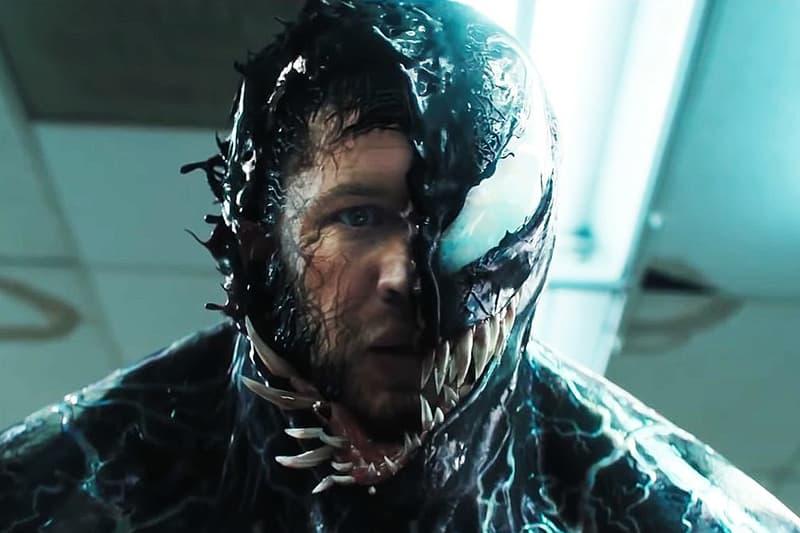 Tom Hardy 親確認《Venom》三部曲!