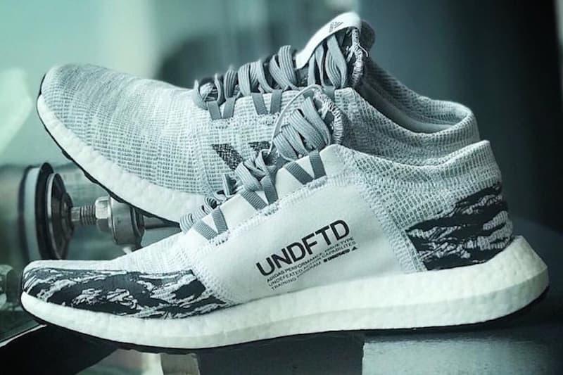 搶先預覽 UNDEFEATED x adidas 全新聯乘鞋款