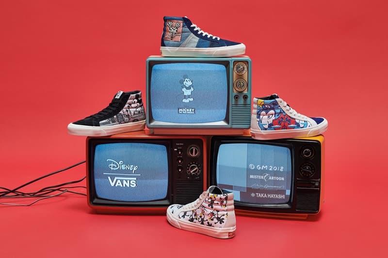 Vault by Vans x Disney 2018 全新聯乘系列登場