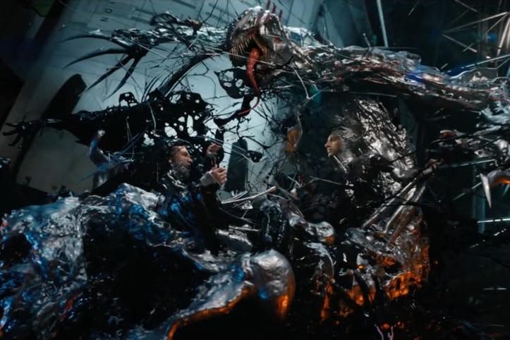 群魔亂舞-《Venom》電影將重點揭示共生體家族