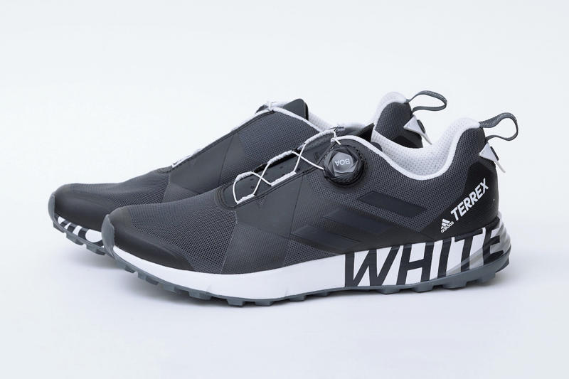 White Mountaineering x adidas TERREX 2018 秋冬聯乘 TWO BOA 系列即將上架