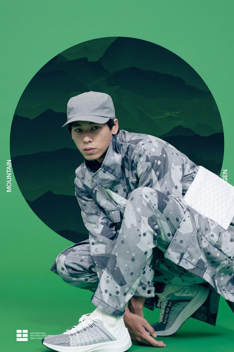 wisdom® 2018 秋冬 Lookbook 釋出