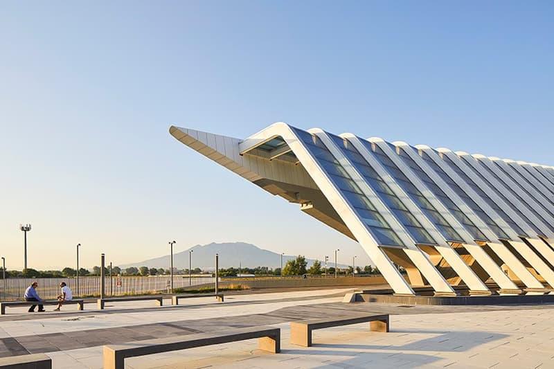 新照揭啟用後現況!走進意大利 Napoli Afragola 高速鐵路車站