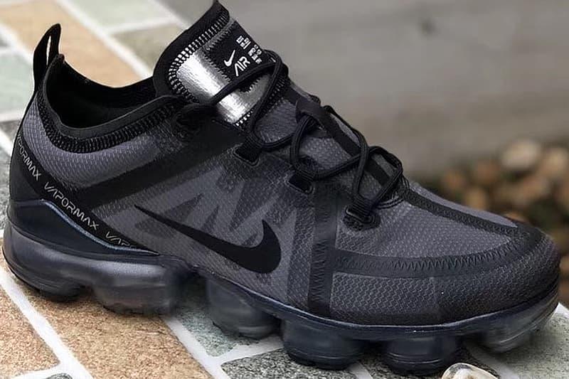 新物料注入-Nike 2019 年新款 Air Vapormax 曝光