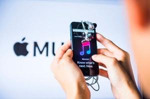 每日更新!Apple Music 加入 Top 100 榜單功能