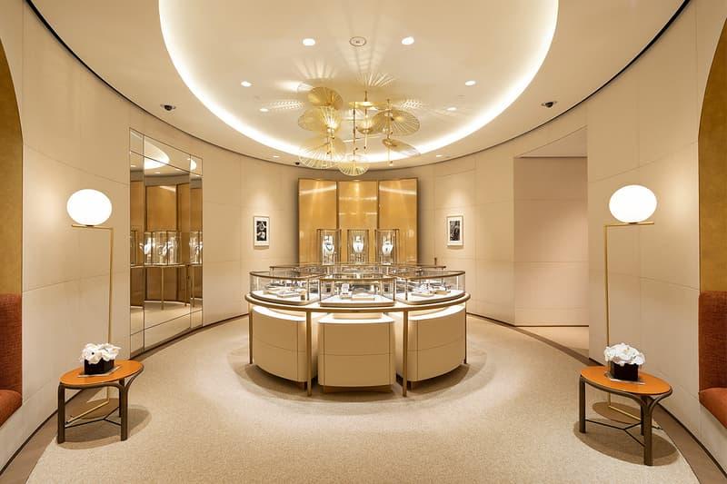 中西合璧!一覽 Cartier 尖沙咀店之全新面貌