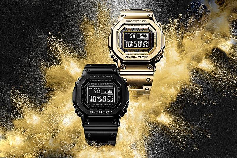 第二次衝擊!G-Shock 元祖鋼化 DW-5000 推出黑面版本!