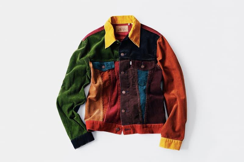 Levi's Vintage Clothing 復刻推出 70 年代經典橙芯絨外套