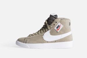 平民版 Off-White?Nike 推出解構版 Blazer Mid Rebel XX