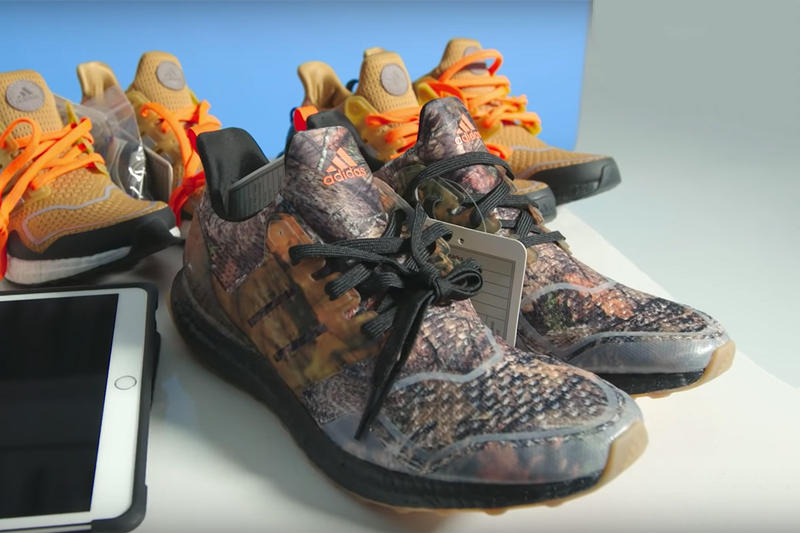 Action Bronson 親自曝光與 adidas 合作打造的 UltraBOOST Sample