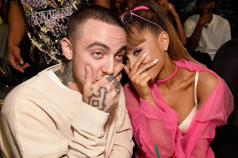 給我「最親愛的朋友」!Ariana Grande 發出聲明哀悼 Mac Miller