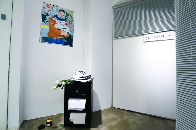 走進洛杉磯品牌 article number 香港新季發佈會
