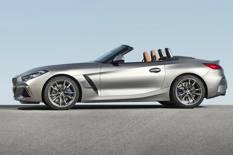 不可錯過之敞篷車款!BMW Z4 M40i、sDrive 30i 全新動力車型正式發佈
