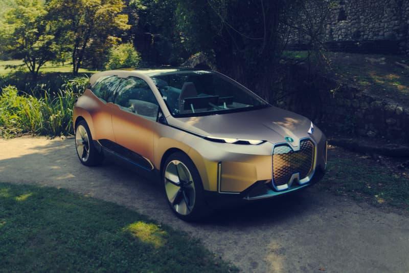未來趨勢-近賞 BMW 全電能車款 Vision iNEXT 全貌