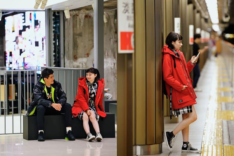 日本著名造型師-長谷川昭雄為 :CHOCOOLATE 打造 2018 秋季造型特輯
