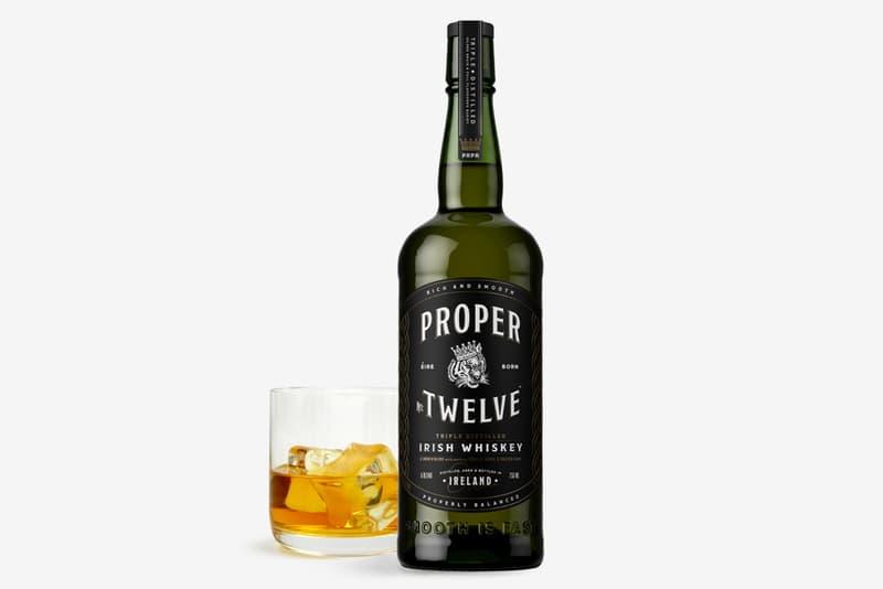 拳王 Conor McGregor 自家製威士忌品牌 Proper No. Twelve 正式登場