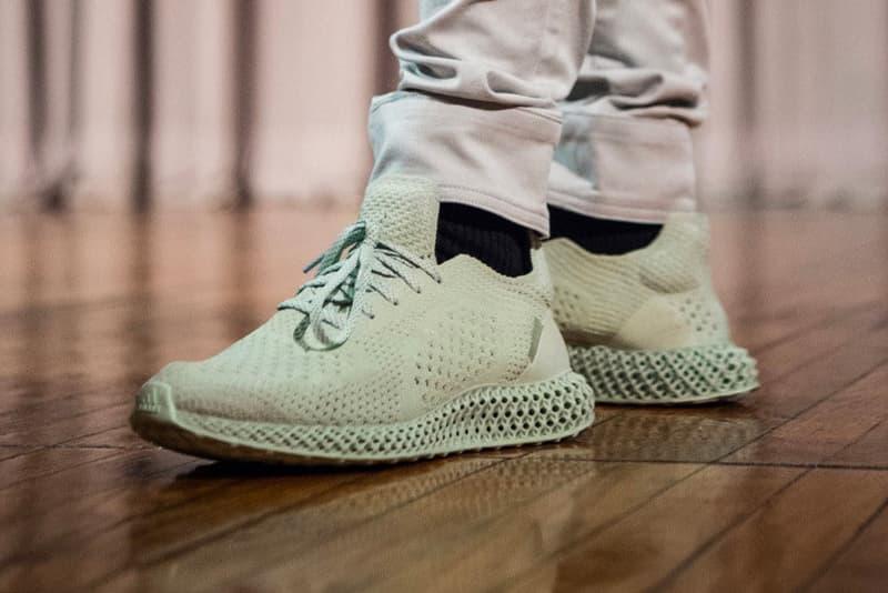 Daniel Arsham x adidas 全新聯乘 FUTURECRAFT 4D 發售日期揭曉