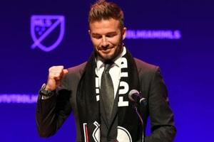 由 David Beckham 組建的足球俱樂部正式公佈隊名和隊徽
