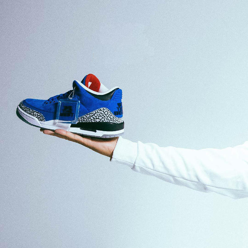 DJ Khaled x Air Jordan 3 全新聯乘「Father of Asahd」及「Another One」配色正式發佈