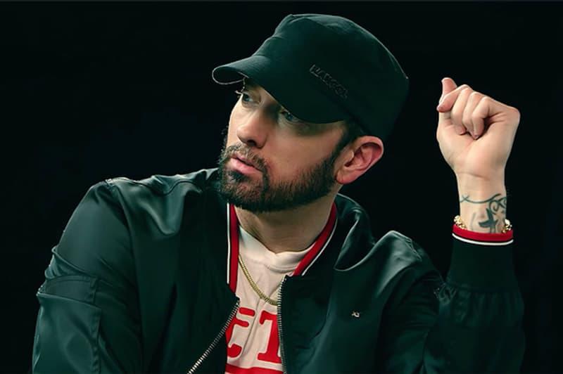 試圖封殺 MGK 音樂事業?Eminem 嚴正否認